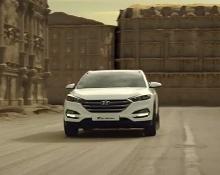 Hyundai Tucson Sand / Radio Films Sydney